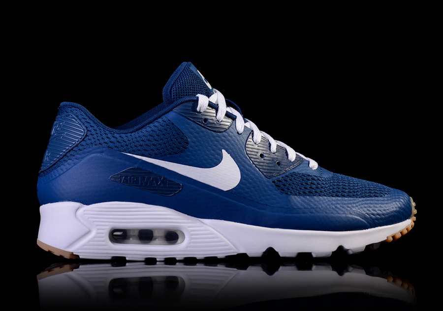 31396a39a6304 NIKE AIR MAX 90 ULTRA ESSENTIAL COASTAL BLUE pour €112