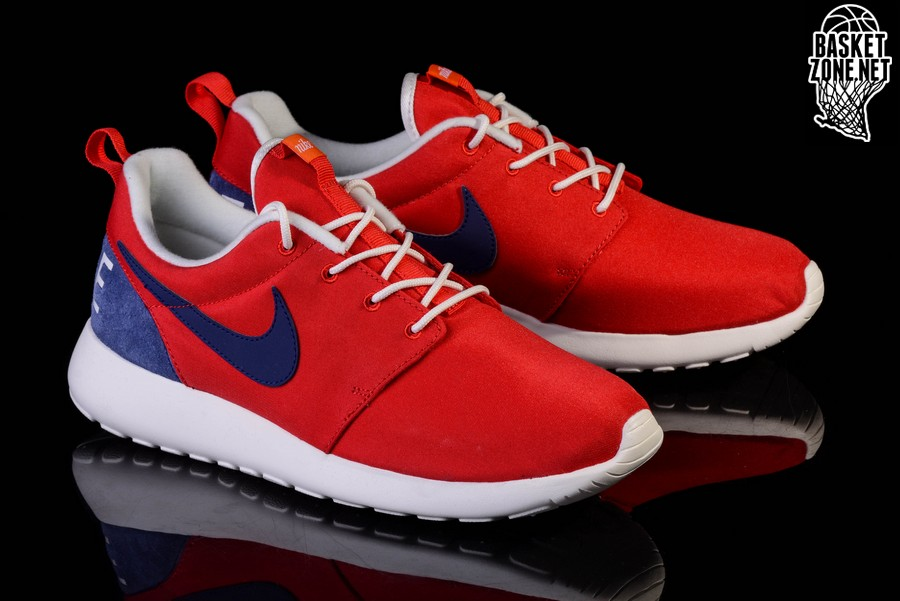 the best attitude 42c27 a266b NIKE ROSHE ONE RETRO UNIVERSITY RED LOYAL ...