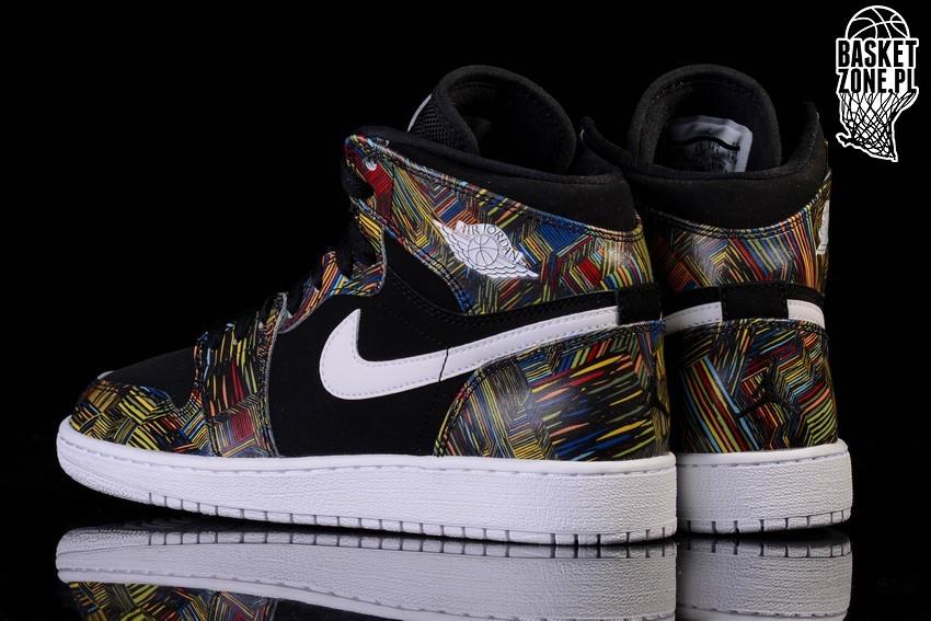 Basketball Shoes Air Jordan I Retro High BHM GG | Shoes