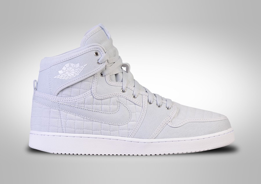 8ec4defc200 NIKE AIR JORDAN 1 RETRO KO HIGH OG PURE PLATINUM price €135.00 ...