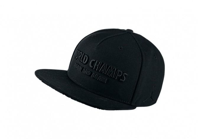 cdea01d285b NIKE AIR JORDAN CELEBRATION PACK CAP SNAPBACK BLACK voor €32