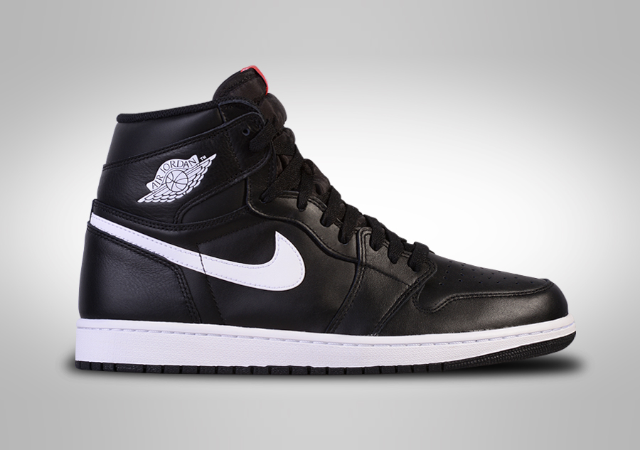 nouvelle collection 0ddbc b0b45 NIKE AIR JORDAN 1 RETRO HIGH OG BLACK SIDE OF THE YIN YANG ...