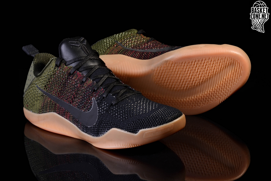 the best attitude d836e 2fb40 NIKE KOBE 11 ELITE LOW 4KB BLACK HORSE