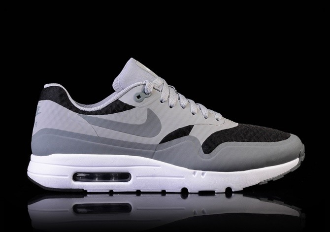 innovative design 2c4b2 5c50e NIKE AIR MAX 1 ULTRA ESSENTIAL BLACK OR GREY