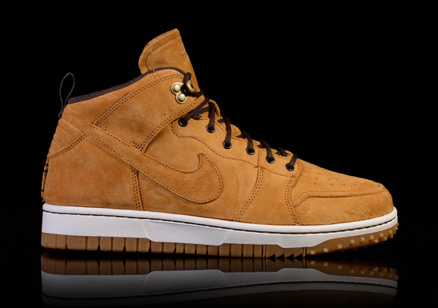 new products 953b1 419f0 NIKE DUNK CMFT WHEAT BAROQUE BROWN-SAIL-GUM LIGHT BROWN pour €135,00    Basketzone.net
