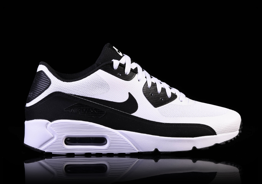 buy online 9e11d 4acc5 NIKE AIR MAX 90 ULTRA 2.0 ESSENTIAL BLACK-WHITE pour €117,50 |  Basketzone.net