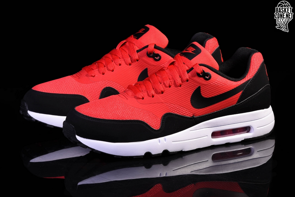 new style e9e86 a2eb8 NIKE AIR MAX 1 ULTRA 2.0 ESSENTIAL UNIVERSITY RED