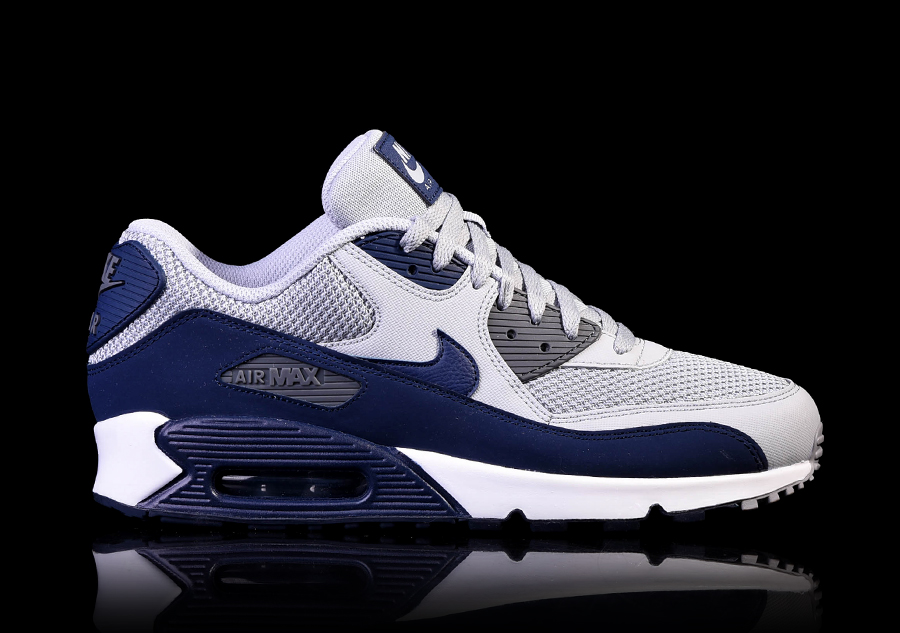 promo code e7651 17ad2 ... norway nike air max 90 essential wolf grey pour 11250 basketzone a9846  b3326