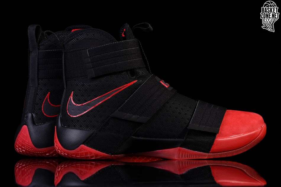 new concept e1dc0 8fc4b NIKE LEBRON SOLDIER 10 SFG REVERSE BRED
