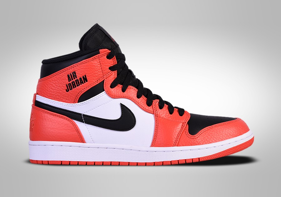 brand new 8b7b1 39cde NIKE AIR JORDAN 1 RETRO HIGH MAX ORANGE