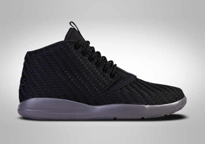NIKE AIR JORDAN ECLIPSE CHUKKA BLACK