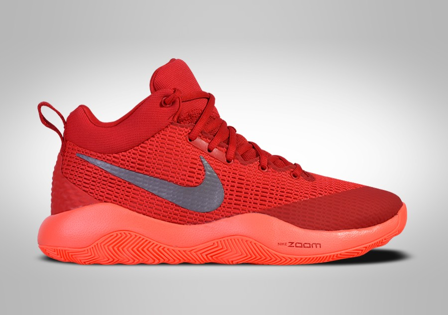 Nike Zoom Rev Devin Red Booker 2017 €92 Per 50 OZuikPTX