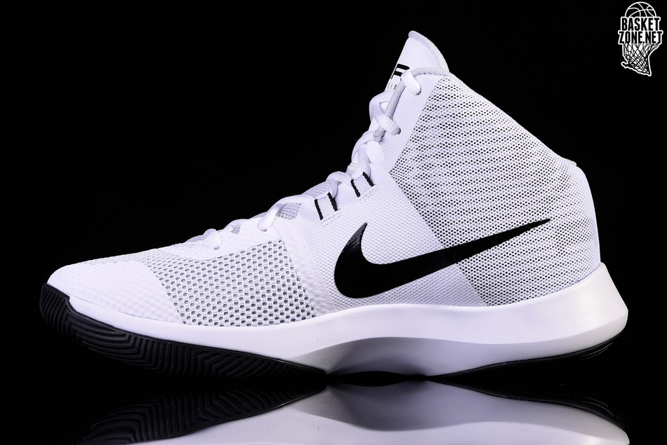 NIKE AIR PRECISION WHITE BLACK price €62.50  753923d3f