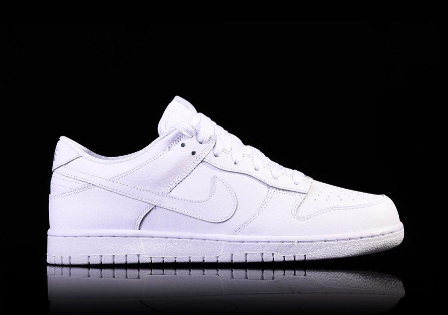 nike dunk low argent