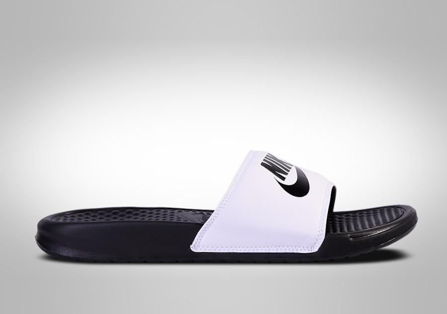 NEW NWT NIKE BENASSI 2 JDi SWOOSH BLACK NAVY RED 7 8 9 10 11 12 13 sandal slides