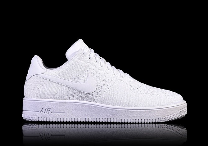 quality design 9605d 5906f NIKE AIR FORCE 1 ULTRA FLYKNIT LOW WHITE