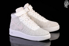 buy online 1925c 6ca04 NIKE AIR FORCE 1 ULTRA FLYKNIT MID SAIL per €122,50 ...