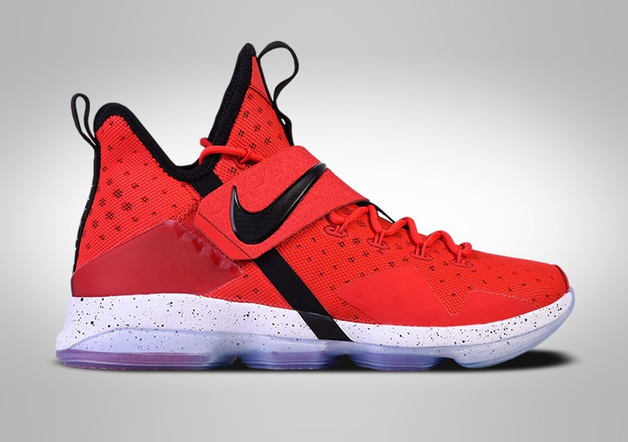 great fit 1d5d2 2557f NIKE LEBRON 14 RED BRICK ROAD price €147.50   Basketzone.net