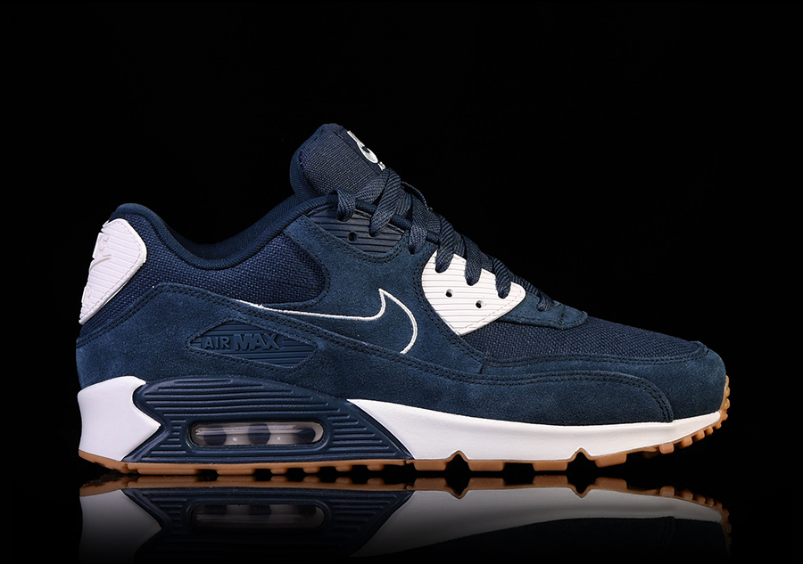 official photos e24e6 46e84 NIKE AIR MAX 90 PREMIUM ARMORY NAVY pour €135,00   Basketzone.net