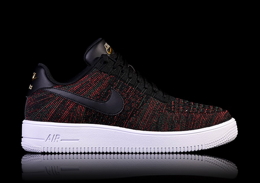 1a565054e80e6f NIKE AIR FORCE 1 ULTRA FLYKNIT LOW BLACK price €122.50