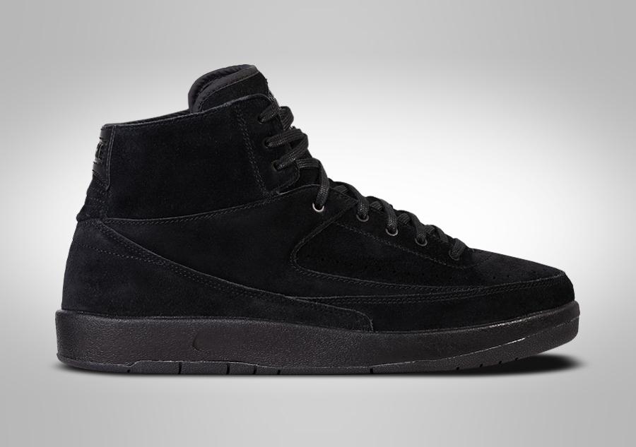 Nike Air Jordan 2 Baskets Decon Rétro - Noir H00JOkjw8P