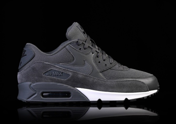 cheap for discount 7a183 4f2ae ... promo code nike air max 90 essential dark grey c7fa2 63767