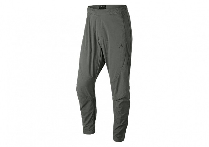 NIKE AIR JORDAN SPORTSWEAR TECH WOVEN PANTS RIVER ROCK