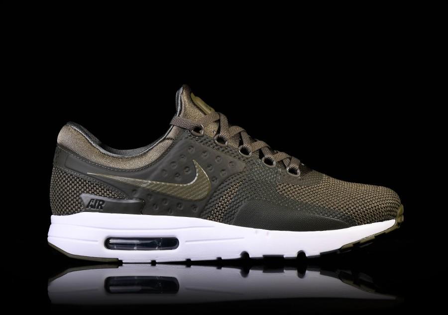 Obuwie męskie New Men Nike Air Max Zero Essential Black
