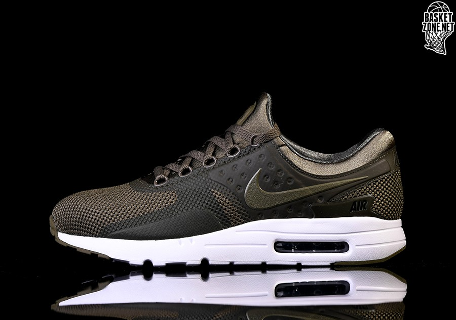 new style ba072 8002b NIKE AIR MAX ZERO ESSENTIAL MEDIUM OLIVE. 876070-200. PRICE  €115.00