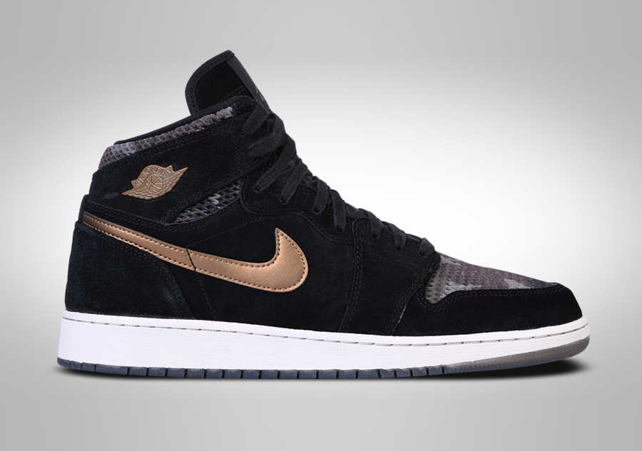 finest selection fb7e5 38a4a NIKE AIR JORDAN 1 RETRO HIGH PREMIUM GS HEIRESS CAMO pour €99,00    Basketzone.net