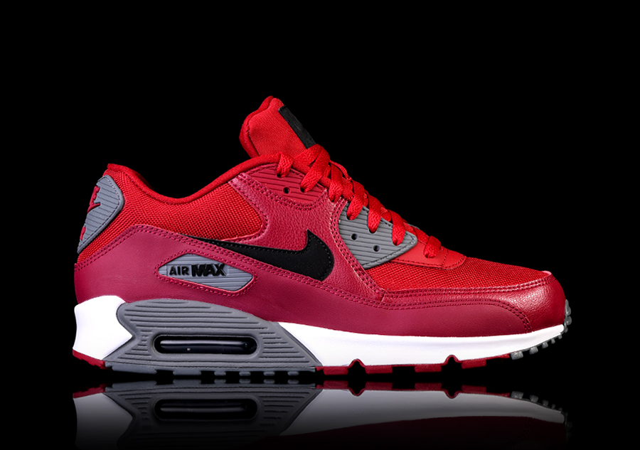 6cbbbf2f5909 NIKE AIR MAX 90 ESSENTIAL GYM RED pour €117,50 | Basketzone.net
