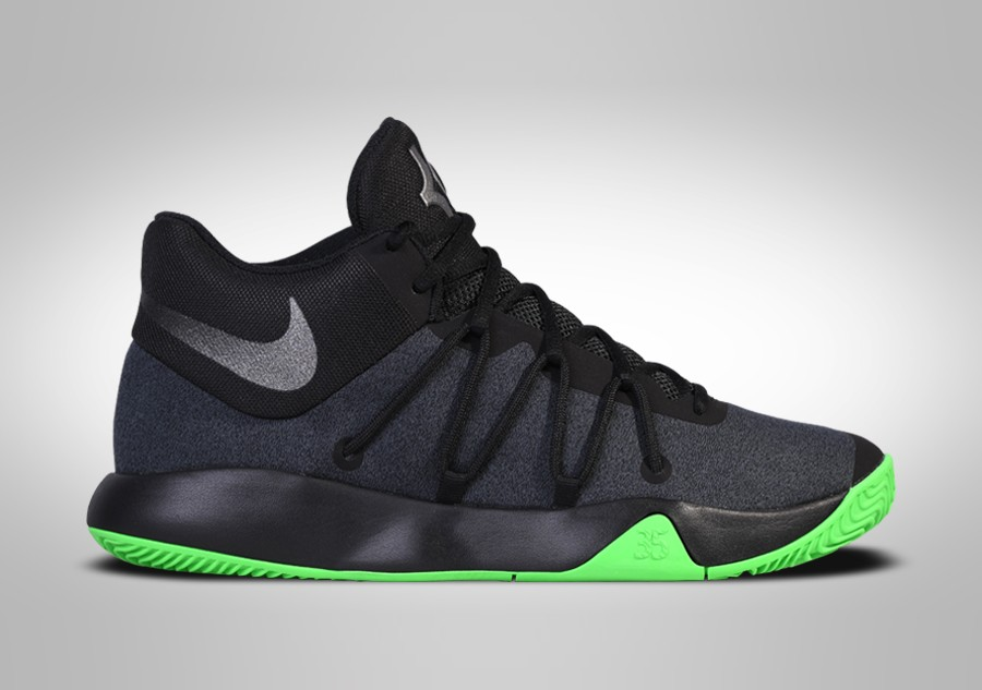 finest selection d3474 877c9 NIKE KD TREY 5 V BLACK RAGE GREEN