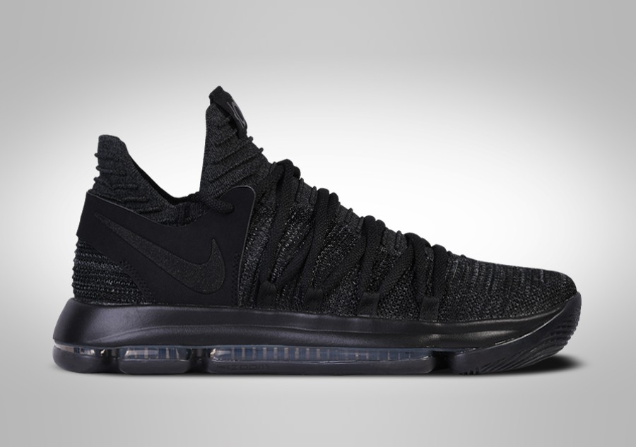 the best attitude d8893 a5a70 NIKE ZOOM KD 10 BLACKOUT