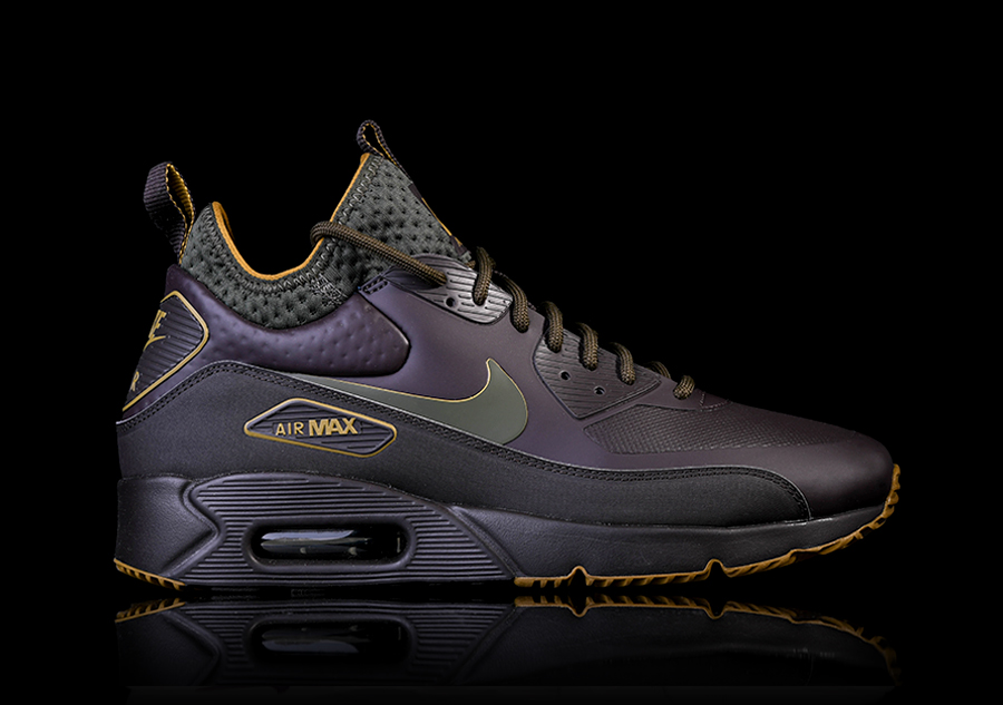 low priced 586bd 72153 NIKE AIR MAX 90 ULTRA MID WINTER SE VELVET BROWN pour €135,00    Basketzone.net