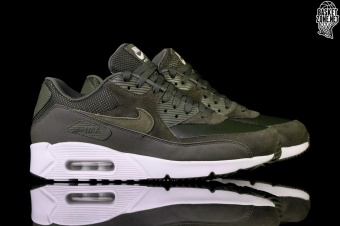 best service a0223 6deb2 NIKE AIR MAX 90 ULTRA 2.0 LEATHER CARGO KHAKI