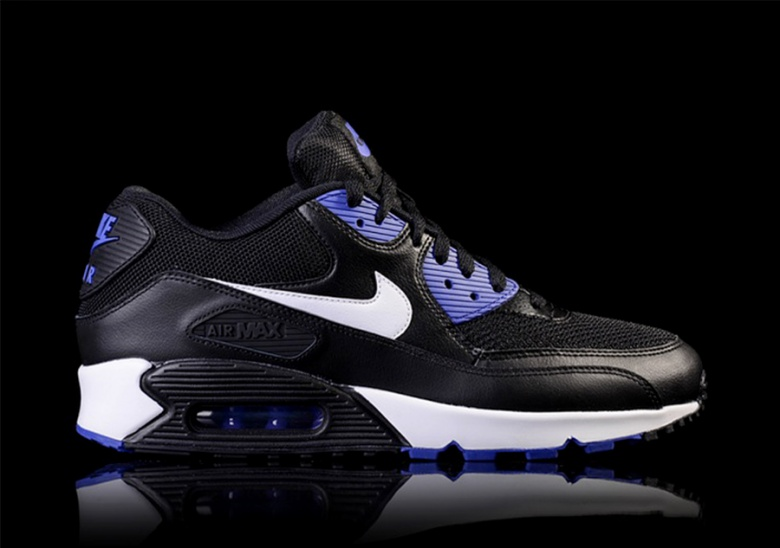 Prix jusqu'à. NIKE AIR MAX 90 ESSENTIAL BLACK/PERSIAN VIOLET