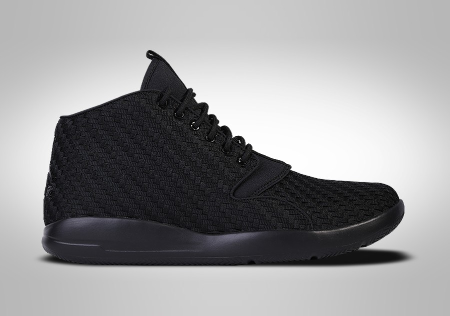 c9f78683427e NIKE AIR JORDAN ECLIPSE CHUKKA WOVEN BLACK price €92.50