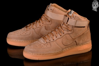 huge selection of 83922 a9f09 NIKE AIR FORCE 1 HIGH  07 LV8 FLAX