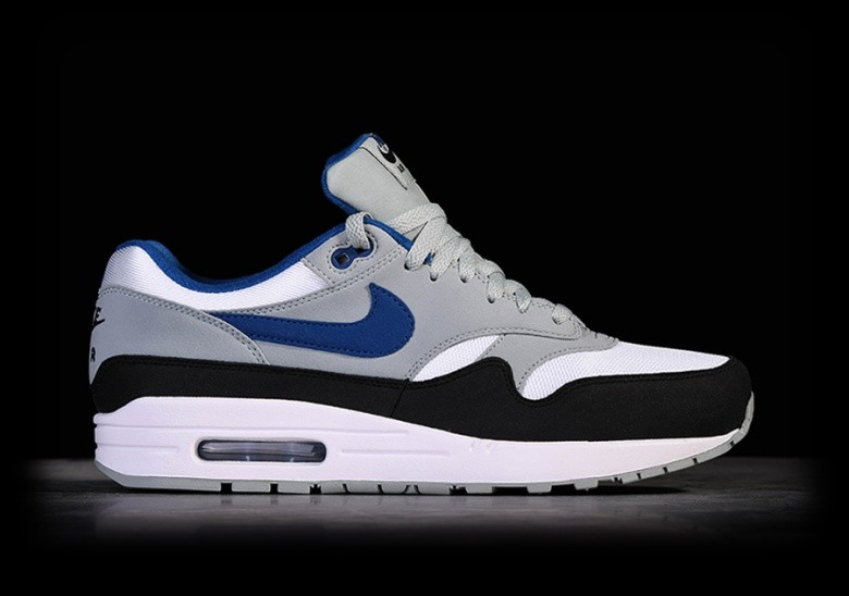 NIKE AIR MAX 1 WHITE GYM BLUE