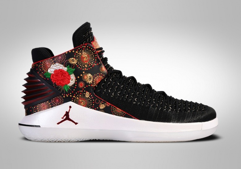 hot sale online ad55d 5269d NIKE AIR JORDAN XXXII CNY CHINESE NEW YEAR