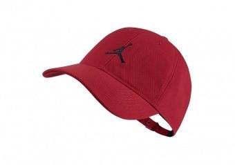 NIKE AIR JORDAN JUMPMAN FLOPPY H86 HAT GYM RED