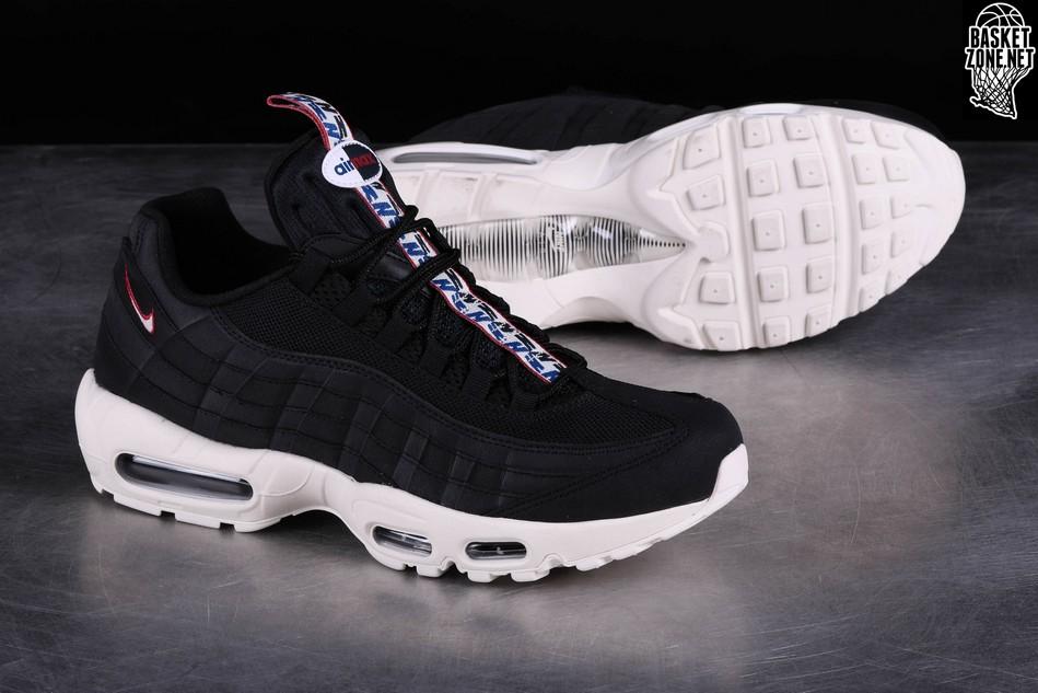 Nike Air Max 95 TT (Black) AJ1844 002 Jimmy Jazz 5cb3cedef0
