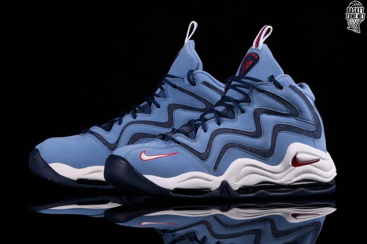 Nike Air Pippen 1 Chaussures De Sport - Marron r0I1f7vgz