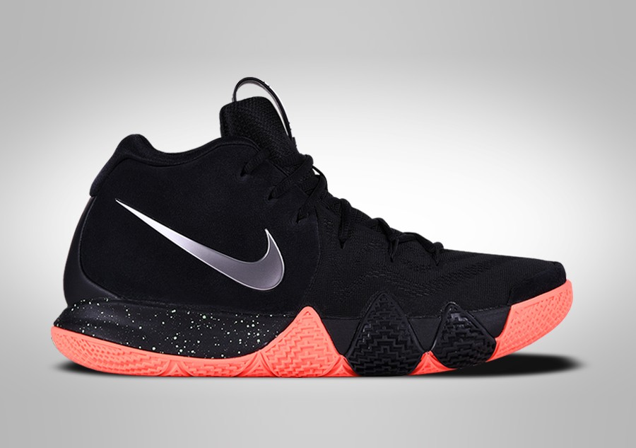new style fcbbe 3909d NIKE KYRIE 4 BLACK SILVER ORANGE price €105.00 | Basketzone.net