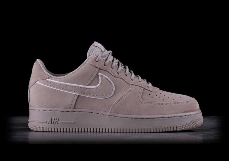 NIKE AIR FORCE 1 '07 LV8 SUEDE TAUPE