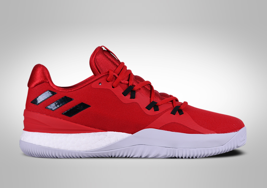 adidas crazylight boost 2018 red - 50