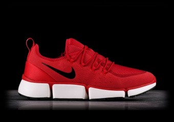 NIKE POCKET FLY DM UNIVERSITY RED