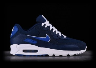 NIKE AIR MAX 90 ESSENTIAL BLUE VOID
