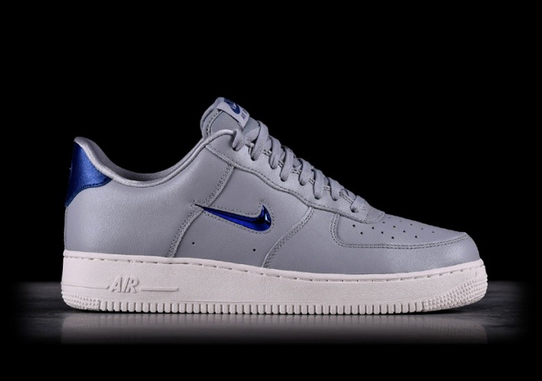 new concept 5cb86 4c973 NIKE AIR FORCE 1  07 LV8 LEATHER JEWEL