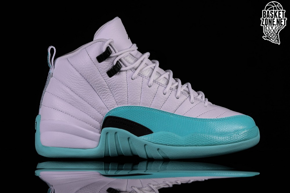 cdc51046fd24 NIKE AIR JORDAN 12 RETRO GG LIGHT AQUA price 2182.50R